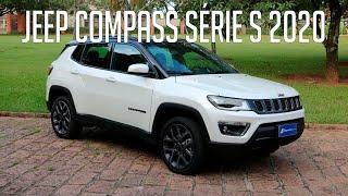 Avaliação: Jeep Compass Série S 2020