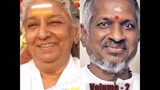 Great 10 Tamil Songs of Janaki with Ilayaraja - Vol - 2 - Slow Sad Songs