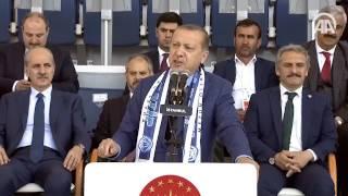 Cumhurbaşkanı Erdoğan: 'İmam hatiplere olan ilgi zorlamanın değil, gönül bağının eseridir'