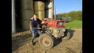 My Old Tractor MASSEY FERGUSON 135!