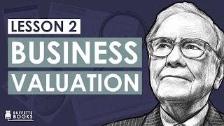 2. Value a Small Business like Warren Buffett