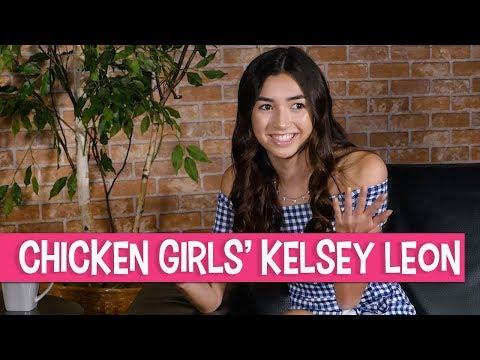 Chicken Girls' Kelsey Leon | FanlalaTV