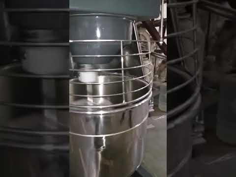 Altuntop Planetary Mixer