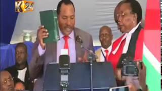 Waititu, Nanok sworn in as Governors of Kiambu and Turkana Counties