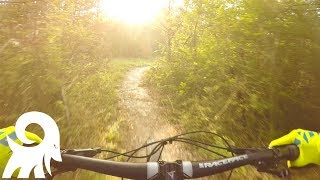 Early morning ride at Oak Cliff