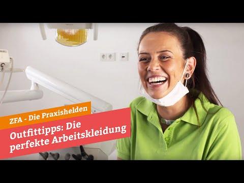 Arbeitskleidung als Zahnmedizinische/r Fachangestellte/r | ZFA - Die Praxishelden