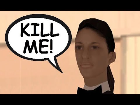 CJ Kills Millie, Then She Calls And Says She Had A Terrific Time - GTA San Andreas
