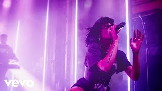 Halsey - Ghost (Live From Webster Hall / Visualizer)