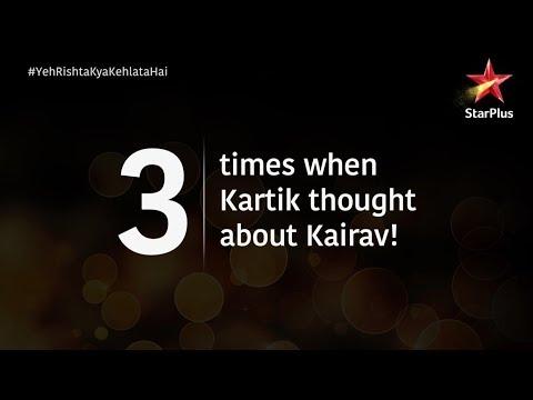 Yeh Rishta Kya Kehlata Hai   Thinking about Kairav