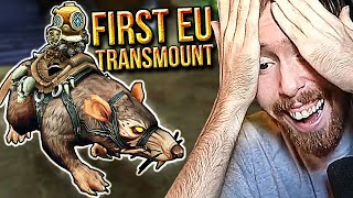 Asmongold Hosts FIRST EU Transmount Competition - A Massive Success! (ft. Mcconnell)