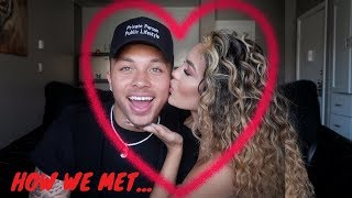 OUR LOVE STORY! (How We Met...)