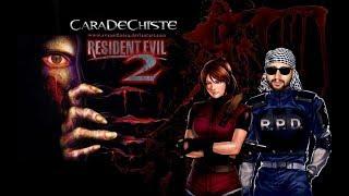 Resident Evil 2 lado A leon(Speedrun Any%) - gameplay Español