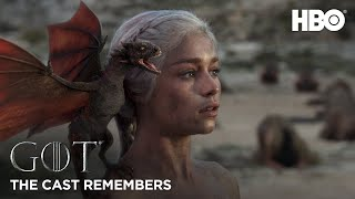 The Cast Remembers: Emilia Clarke on Playing Daenerys Targaryen