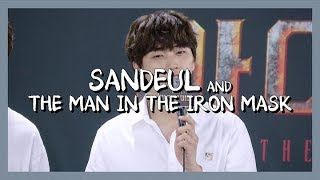 [BABA Special Clip] SANDEUL AND THE MAN IN THE IRON MASK