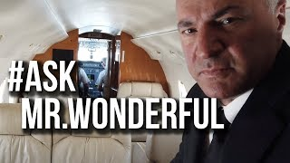 When Should YOU Start Hiring Employees? Ask Mr. Wonderful #5 | Kevin O'Leary