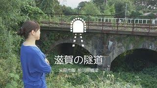 【滋賀の隧道】前河原橋梁