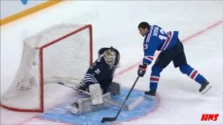 Hockey Shootout Battle | Aleksander Barkov VS Pavel Datsyuk