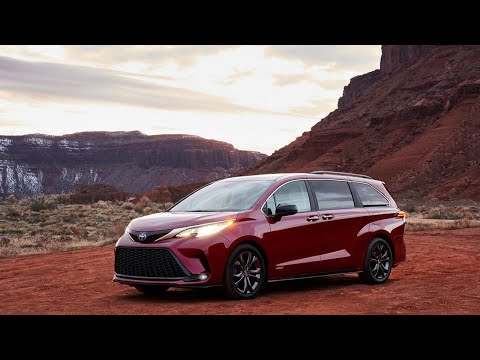 EXCELLENT! 2021 TOYOTA SIENNA REVIEW