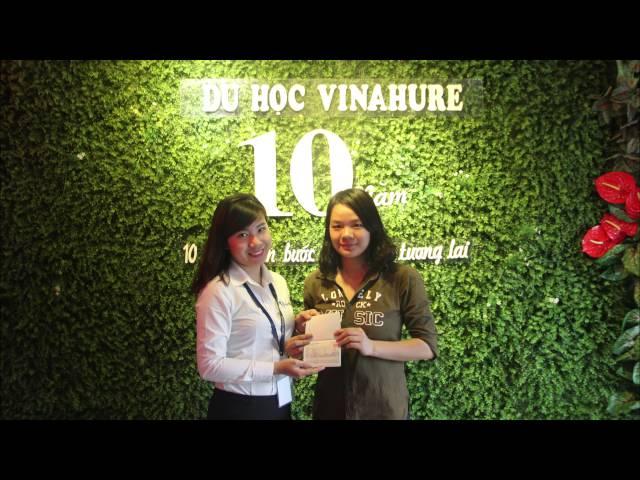 Visa du học Trung Quốc – Đào Thị Huệ