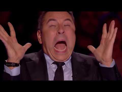 Alex Magala unbelievable Performances | Britain's Got Talent (видео)