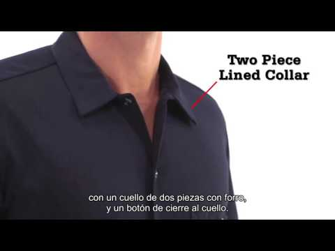 1574 Camisa de Trabajo de manga corta