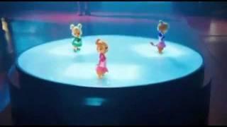 Chipettes-DANCING waka waka