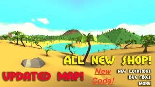 Roblox-[🎉MAP UPDATE!] Island Royale - New Code!