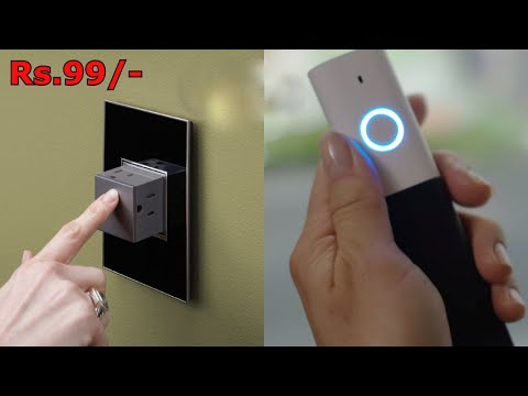 14 Amazing Cool Gadgets Available On Amazon India & Online | Gadgets Under Rs99, Rs500, Rs1000