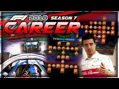 BIGGEST R&D RULE REGULATION CHANGE I'VE SEEN SO FAR!!! - F1 2018 Career Mode Part 138