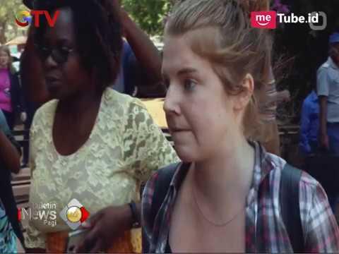 Perempuan Asal AS Didakwa Karena Menghina Presiden Zimbabwe Robert Mugabe - BIP 07/11