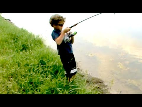 "30milesOUT.com # 2 ""BASS FISHING, PONDS & KIDS"" host ty southerland"