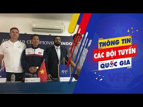 HLV Hoàng Anh Tuấn chốt danh sách 23 cầu thủ tham dự VCK U19 châu Á 2018