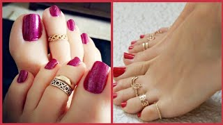 Top Beautiful Feet Jewelry Designs