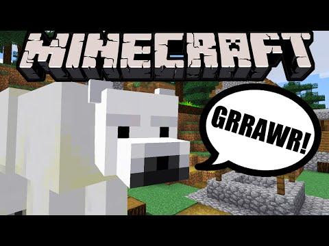Minecraft 1.10 Snapshot Pre-Release: New Sounds! Polar Bear, Husk, Stray, Creepy Cave, Auto-Jump Fix