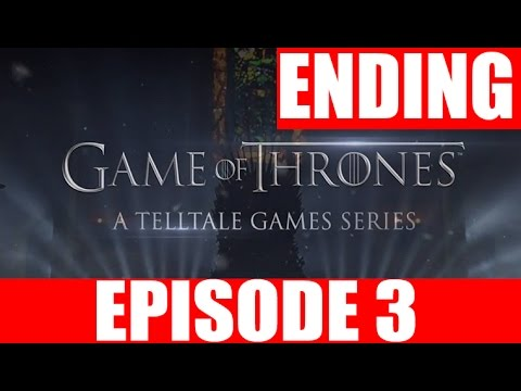 Game of Thrones : Episode 3 - The Sword in the Darkness Playstation 4