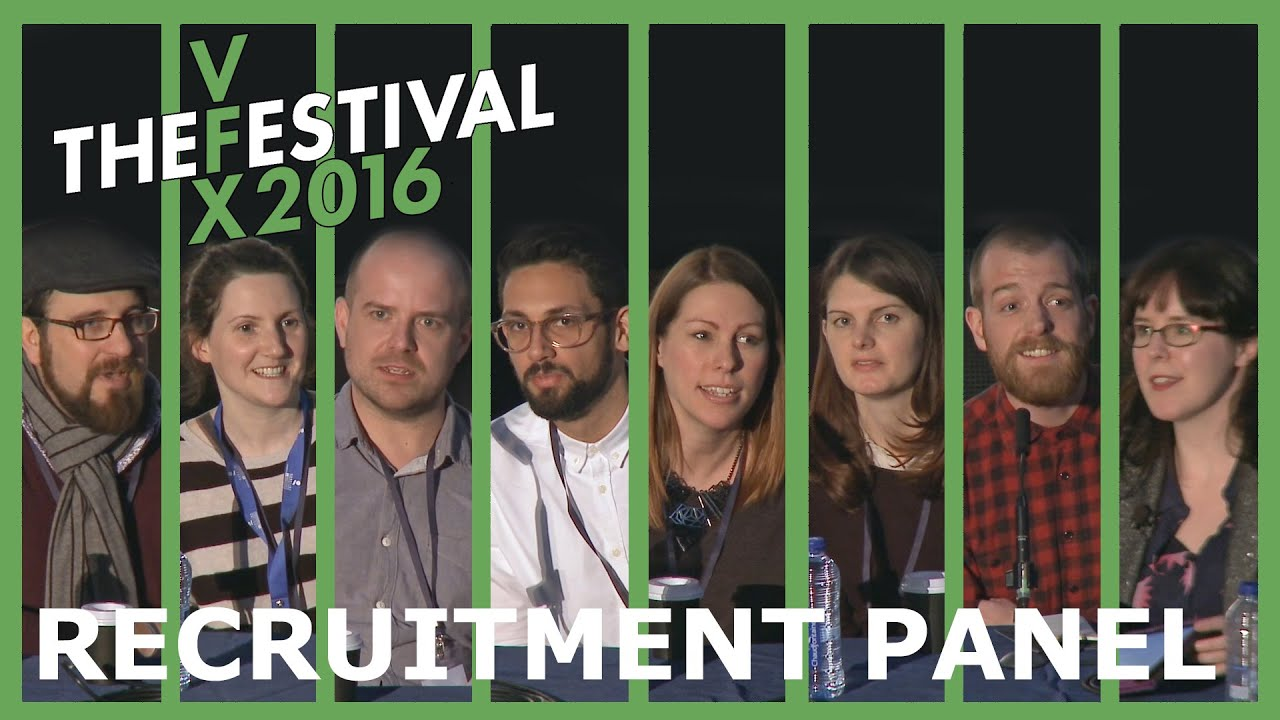 Careers and Recruitment Panel - VFX Festival Talks 2016