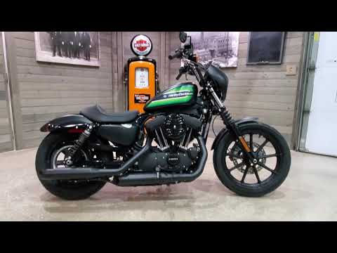 2021 Harley-Davidson Iron 1200™ in Kokomo, Indiana - Video 1