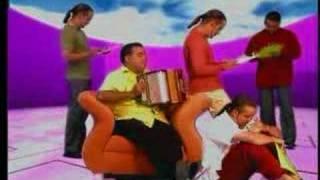 Cuanto Te Amo - Los Inquietos (Video)