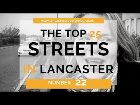 Number 22 takes us into North Lancaster!