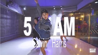 5AM/ AMY  Choreography /HELLO DANCE