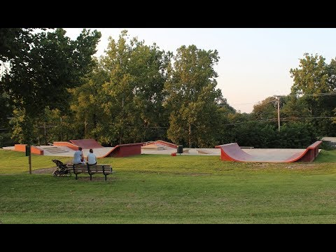 Ephrata Borough Skatepark Review - Lancaster County PA