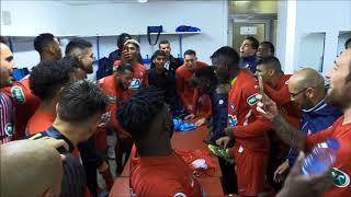 La joie de Toulon qualifié en Coupe de France face à Cannes (3-2)