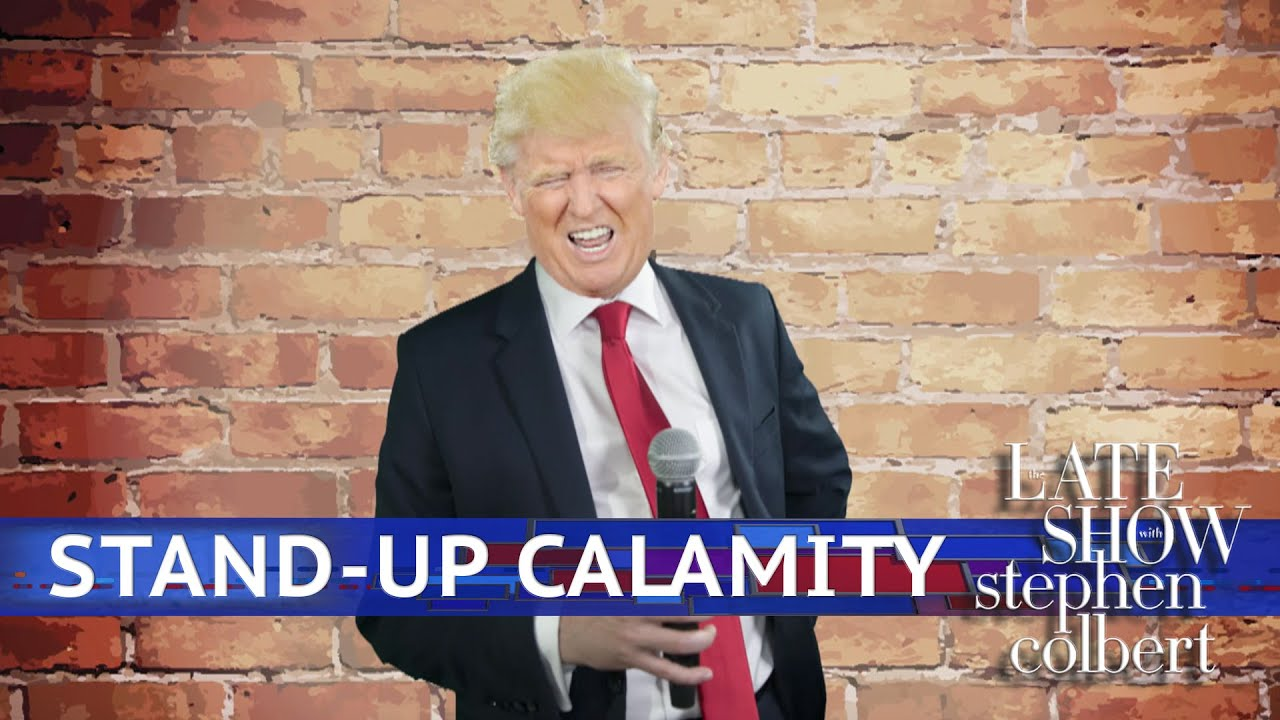 Donald Trump's Stand Up Comedy Special thumbnail