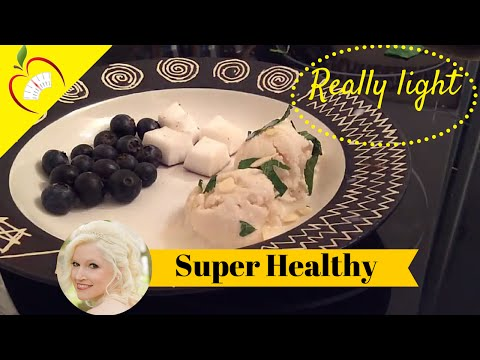 Video Light & Low Fat Banana Ice Cream Recipe