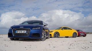Essai : Audi TTS 2015 | Planete-gt.com