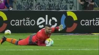 Grêmio 0 X 1 Atlético-PR Melhores Momentos Copa Do Brasil 21/09/2016