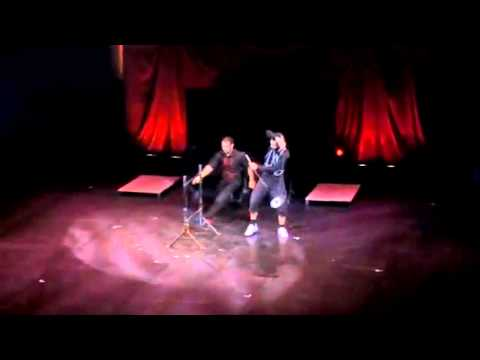 Cie Filophyle - Festival Mondial du Cirque de Demain - TOHU - 2011