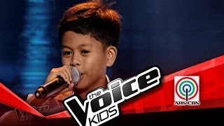"The Voice Kids Philippines Blind Audition ""Bulag, Pipi, Bingi"" by Lee"
