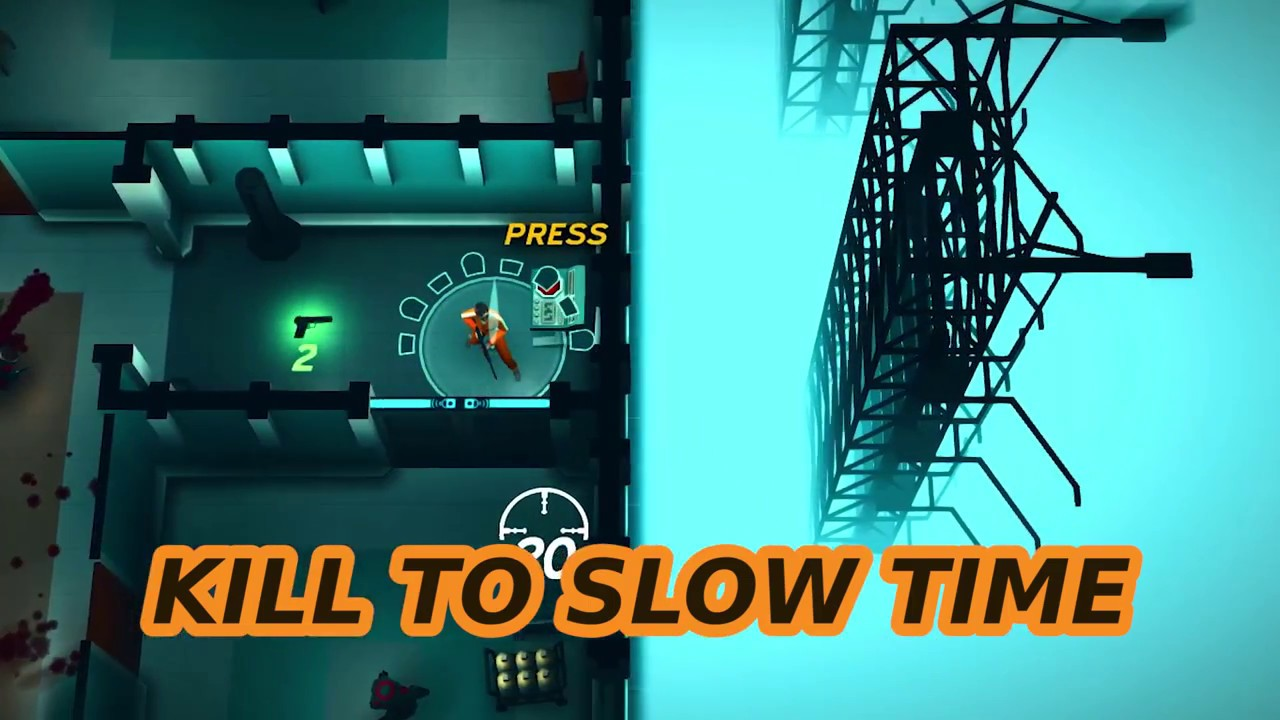 Time Recoil', the New Top-Down Shooter from 'Neon Chrome' Developer