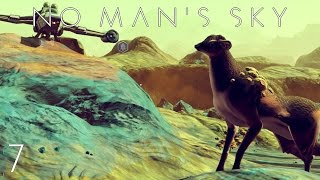 I KNOW WHAT IM DOING NOW - No Man's Sky: Part 7